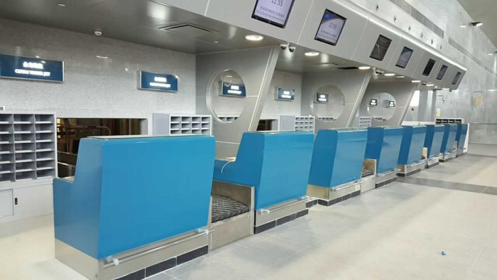 Airport luggage counters3